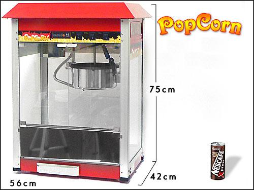Macchina Pop Corn 1300watt
