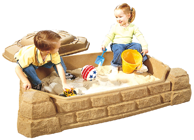 Sabbiera giochi gonfiabili e playground for Arredamento ludoteca usato