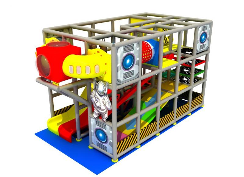 Playground mod spazio mt 7 20x3 80x3 90h giochi for Arredamento ludoteca usato