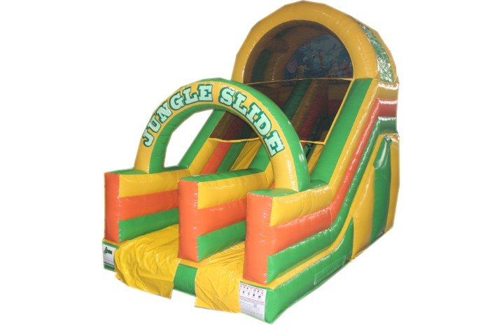 Scivolo Gonfiabile mod. Jungle Slide mt 5.5x3.5x5h